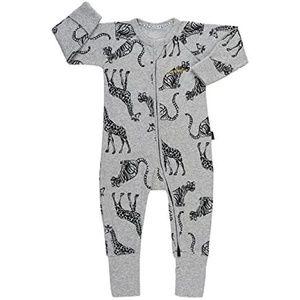 ⭐️ BONDS Wondersuit Zippy Grey Animal Size Newborn